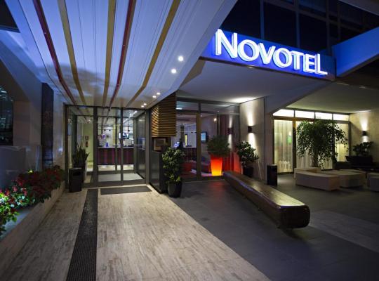 Képek: Novotel Roma Eur