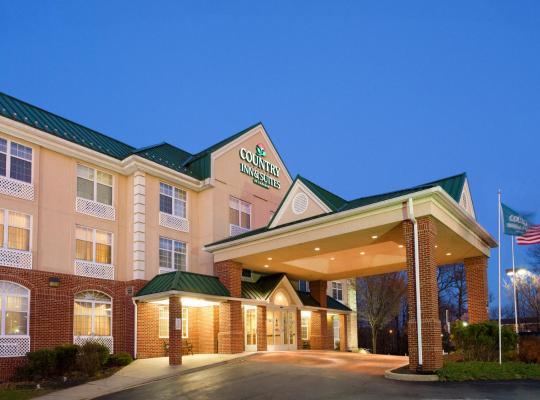 Фотографии гостиницы: Country Inn & Suites by Radisson, Newark, DE