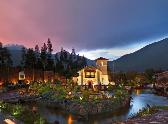 ホテルの写真: Aranwa Sacred Valley Hotel & Wellness
