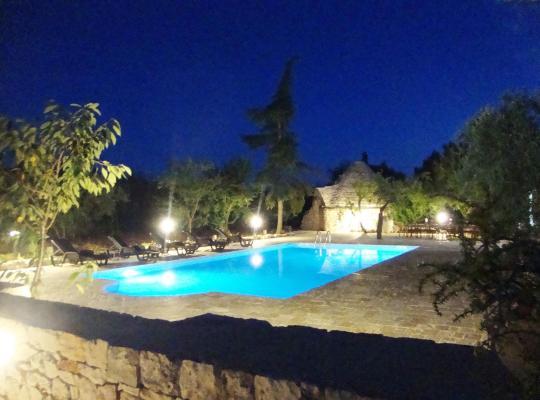 Хотел снимки: Masseria Tinelli