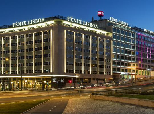 Hotel Valokuvat: HF Fenix Lisboa