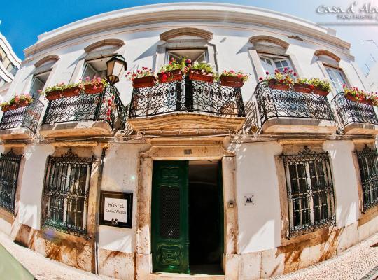 Хотел снимки: Hostel Casa d'Alagoa