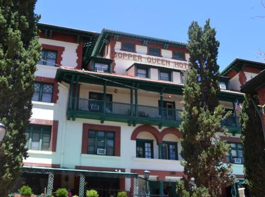 Fotos de Hotel: Copper Queen Hotel