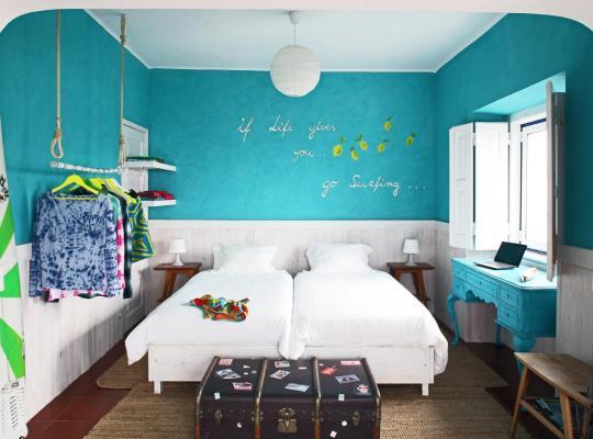 Photos de l'hôtel: Chill in Ericeira Surf House