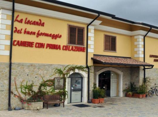 Hotel fotografií: La Locanda Del Buon Formaggio
