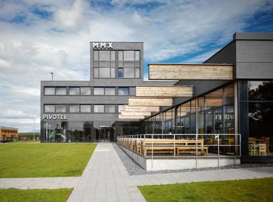 Viesnīcas bildes: Pivotel MMX