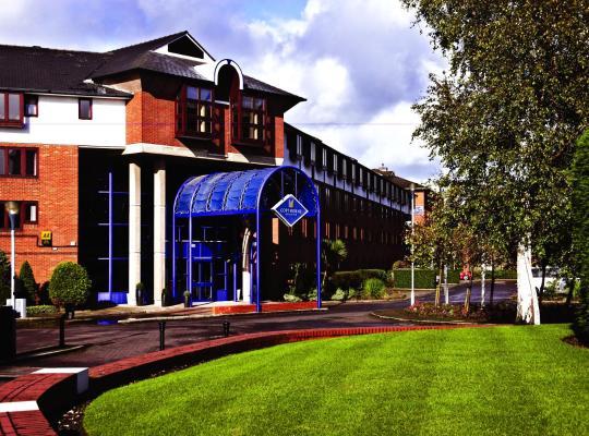 Хотел снимки: Copthorne Hotel Manchester