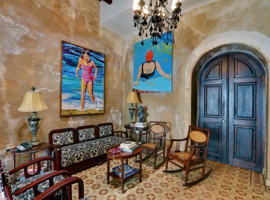 Otel fotoğrafları: Villa Herencia Hotel