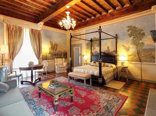 酒店照片: Villa Il Sasso - Dimora d'Epoca