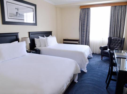 Хотел снимки: Sierra Burgers Park Hotel