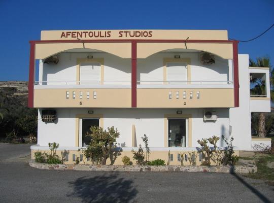 Фотографии гостиницы: Afentouli Studios