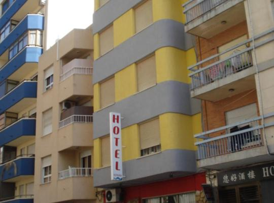 Φωτογραφίες του ξενοδοχείου: Hotel Azahar