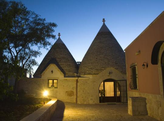 Hotel bilder: Masseria Parco D'Albero