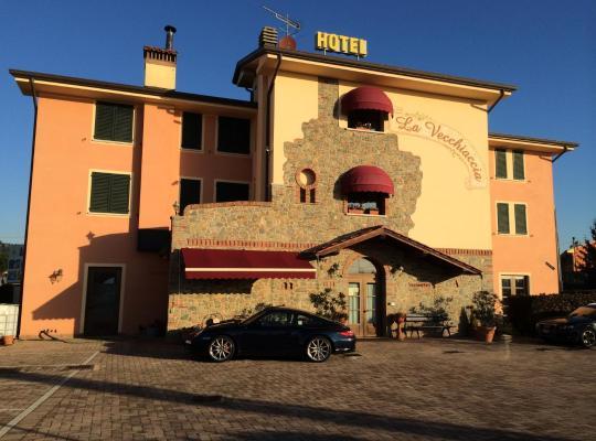 Fotos de Hotel: Hotel La Vecchiaccia