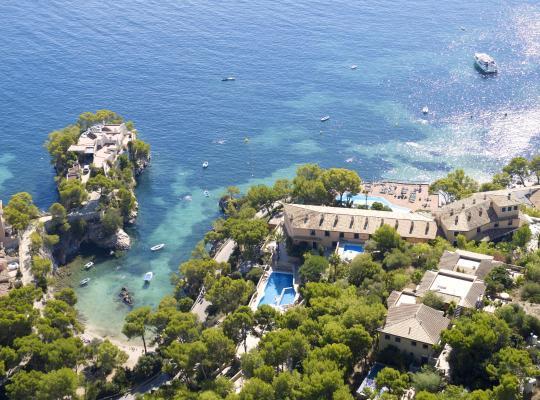 Фотографии гостиницы: Hotel Petit Cala Fornells