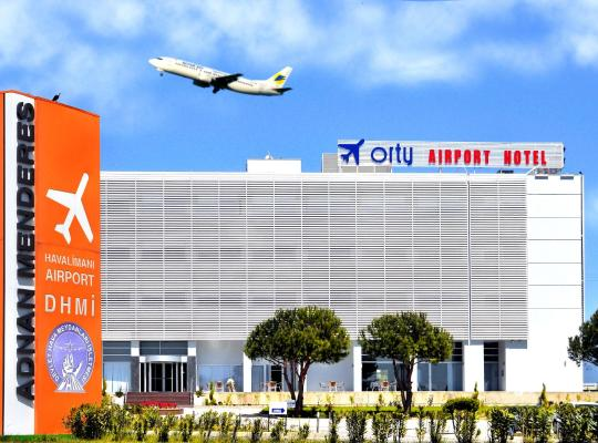 Képek: Orty Airport Hotel