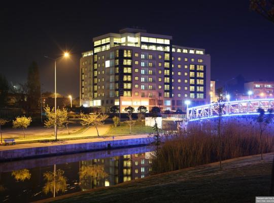 Ảnh khách sạn: Parion Hotel