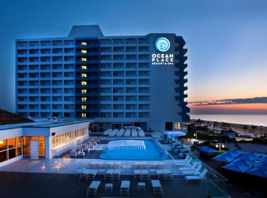 Viesnīcas bildes: Ocean Place Resort & Spa