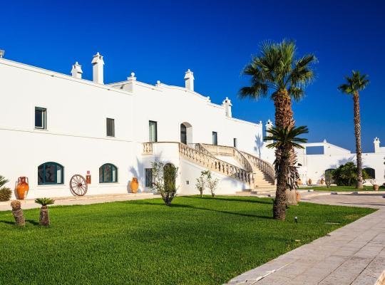 Fotos do Hotel: Masseria Relais Del Cardinale