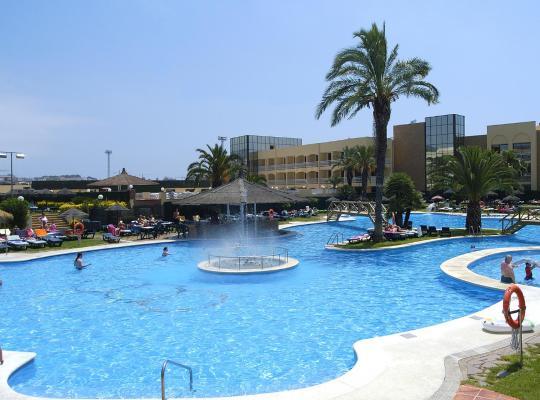 Otel fotoğrafları: Evenia Olympic Palace
