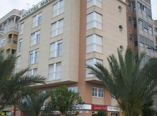 Otel fotoğrafları: Hostal Madruga