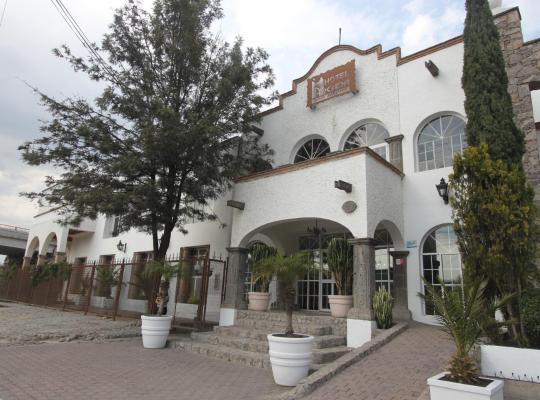 Hotel foto: Hotel Arcada San Miguel de Allende