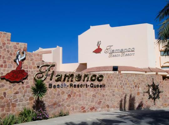 ホテルの写真: Flamenco Beach & Resort Quseir