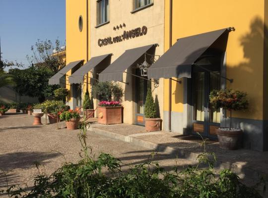 Otel fotoğrafları: Hotel Casal Dell'Angelo
