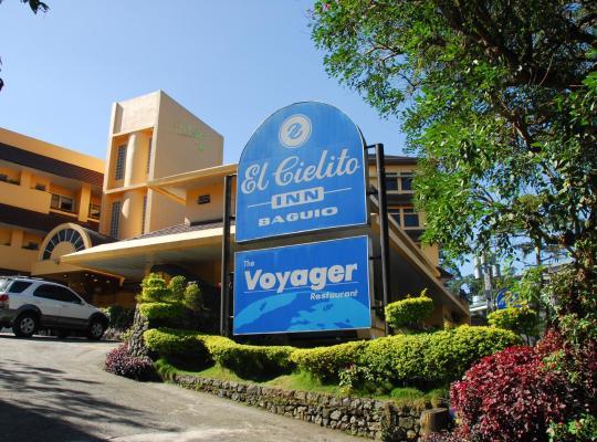 ホテルの写真: El Cielito Inn - Baguio