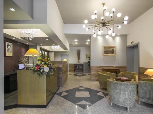 Фотографии гостиницы: Hotel Falco D'Oro