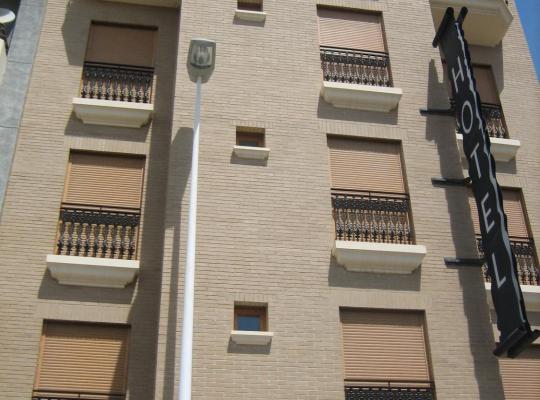 Hotel bilder: Hotel Doña Isabel