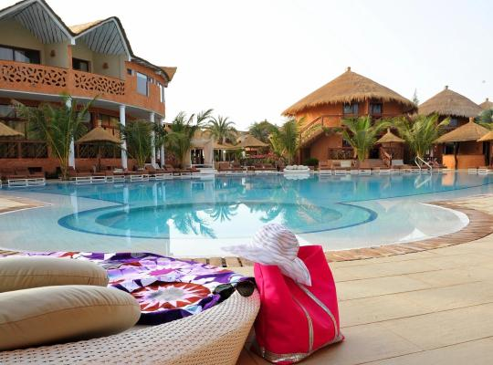 Hotel bilder: Lamantin Beach Resort & SPA