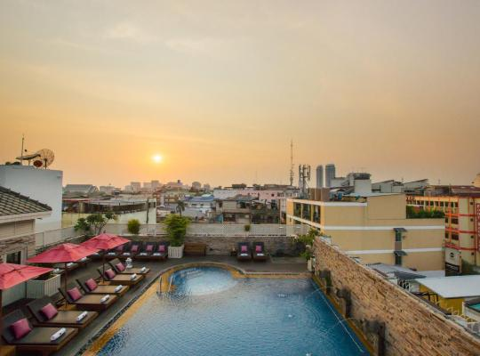 Fotos do Hotel: Buddy Lodge, Khaosan Road