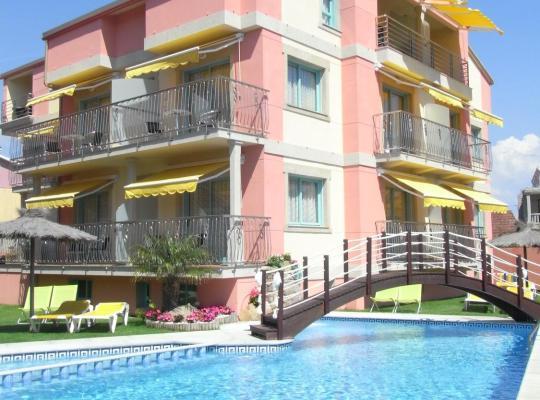 Фотографії готелю: Apartamentos El Velero