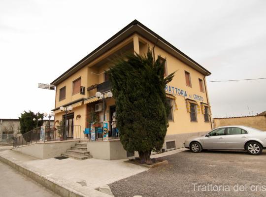 Φωτογραφίες του ξενοδοχείου: Affittacamere Trattoria Del Cristo