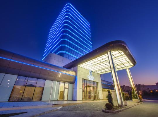 Hotel fotografií: Ommer Hotel Kayseri