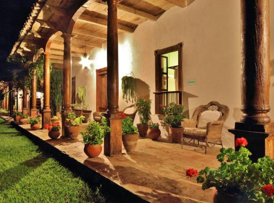 酒店照片: Parador-Museo Santa Maria