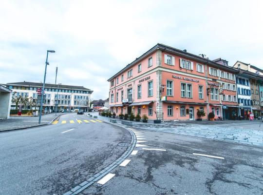 Hotellet fotos: Hotel Rotes Haus