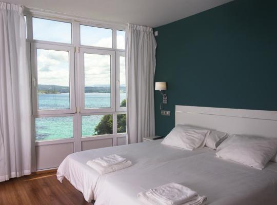 Φωτογραφίες του ξενοδοχείου: Hotel Mar de Fisterra