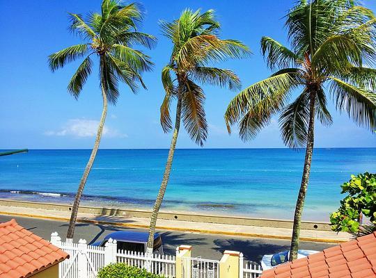 酒店照片: Tres Palmas Inn