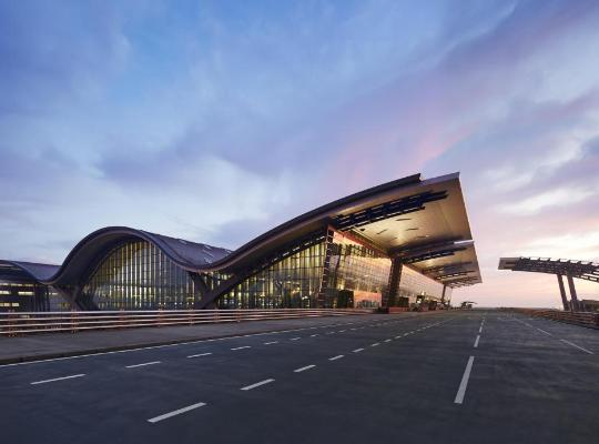 Hotelfotos: Oryx Airport Hotel -Transit Only