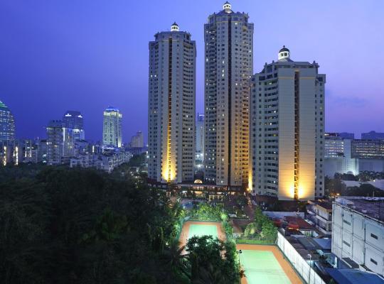 Viesnīcas bildes: Aryaduta Suite Semanggi