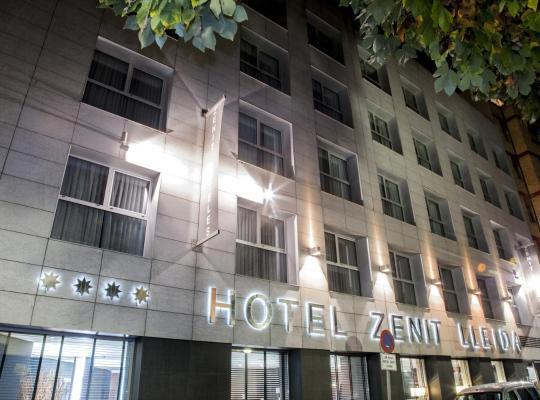 ホテルの写真: Zenit Lleida