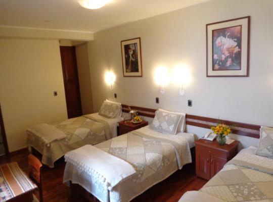 Хотел снимки: Antawasi Hotel
