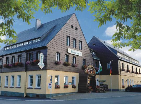 Viesnīcas bildes: Hotel Berghof