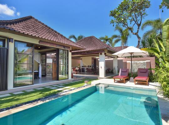 ホテルの写真: The Bli Bli Villas & Spa