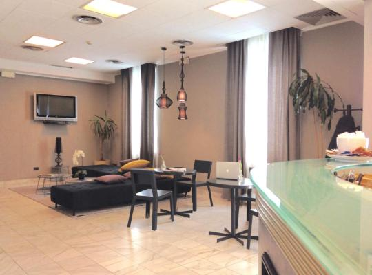 Képek: Hotel Ristorante Cervo Malpensa