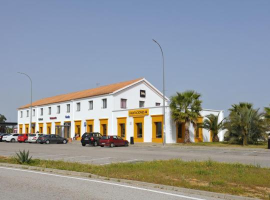Hotel bilder: AS Chucena