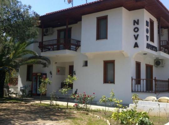 Otel fotoğrafları: Nova Aparts