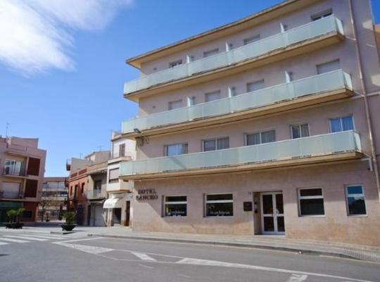 Φωτογραφίες του ξενοδοχείου: Hotel Sancho